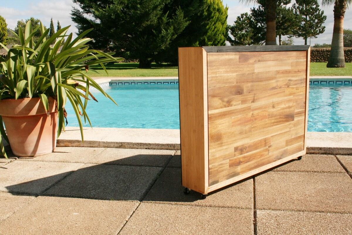 Mueble Tv Exterior Compacto Marquel Design Muebles Para Tv # Muebles Exterior