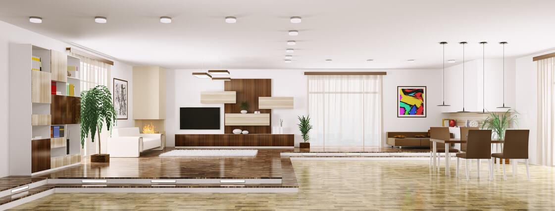 Composición mueble TV a medida. MarQuel.
