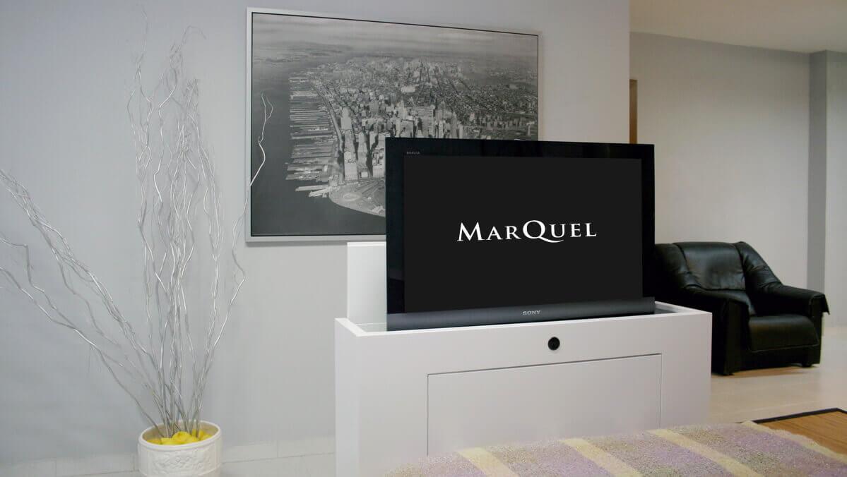 Muebles para ocultar la television - Cama escondida en mueble ...