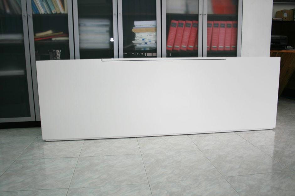 Mueble tv oculta domitorio 200cm