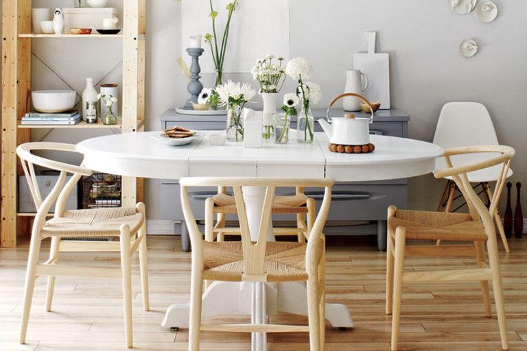 Origen de los muebles de diseño nórdico. Tendencias que siguen estando de moda